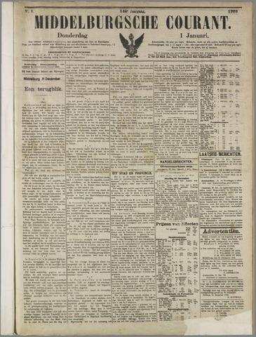 Middelburgsche Courant 1903