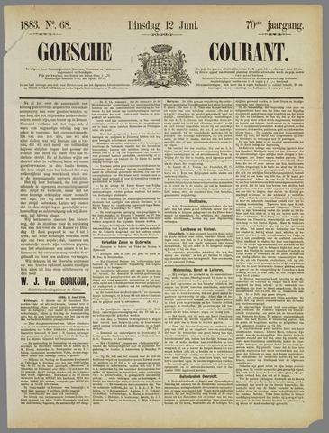 Goessche Courant 1883-06-12