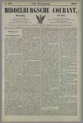Middelburgsche Courant 1882-07-10