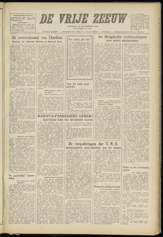 de Vrije Zeeuw 1946-11-26