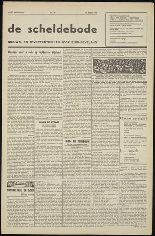 Scheldebode 1970-04-24
