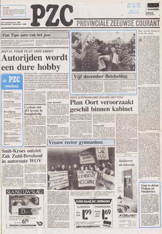 Provinciale Zeeuwse Courant 1988-12-01