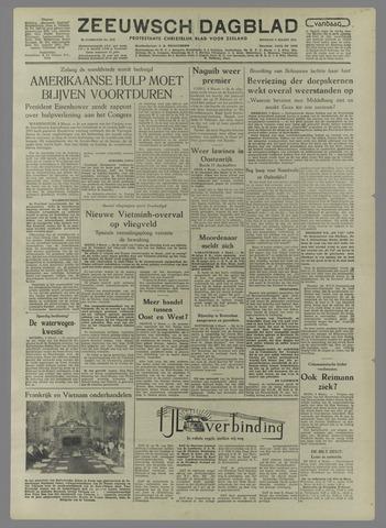 Zeeuwsch Dagblad 1954-03-09