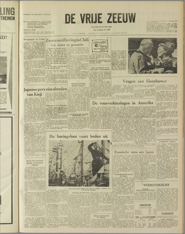 de Vrije Zeeuw 1960-05-23