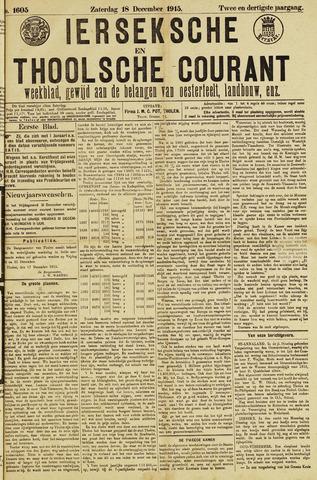 Ierseksche en Thoolsche Courant 1915-12-18