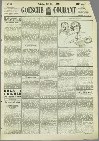 Goessche Courant 1932-05-20