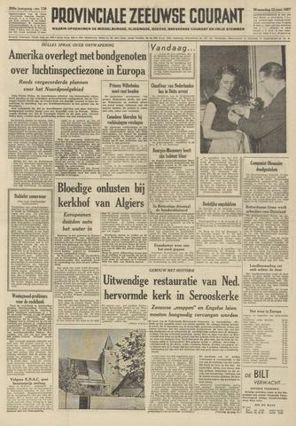 Provinciale Zeeuwse Courant 1957-06-12