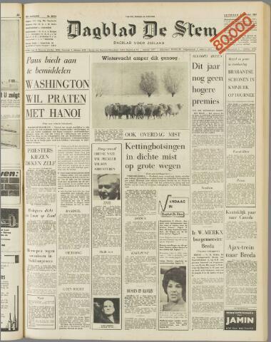 de Stem 1967-01-07
