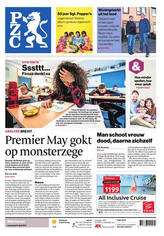 Provinciale Zeeuwse Courant 2017-04-19