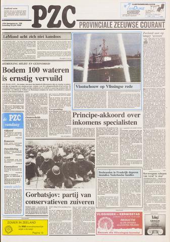 Provinciale Zeeuwse Courant 1989-07-22