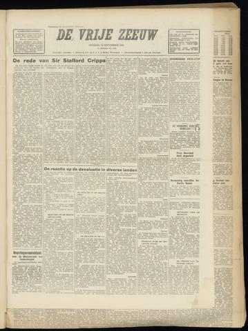 de Vrije Zeeuw 1949-09-20