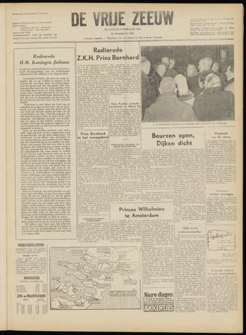 de Vrije Zeeuw 1953-02-09