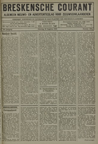 Breskensche Courant 1920-08-28