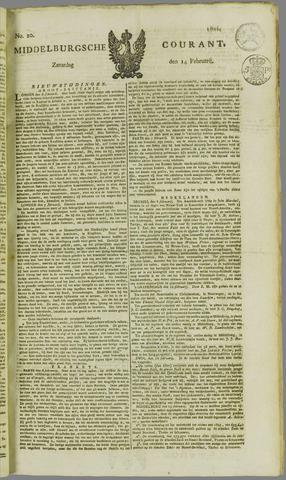 Middelburgsche Courant 1824-02-14