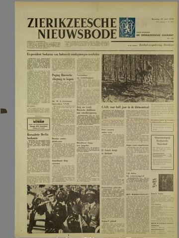 Zierikzeesche Nieuwsbode 1970-06-22
