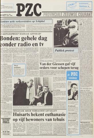 Provinciale Zeeuwse Courant 1985-04-17