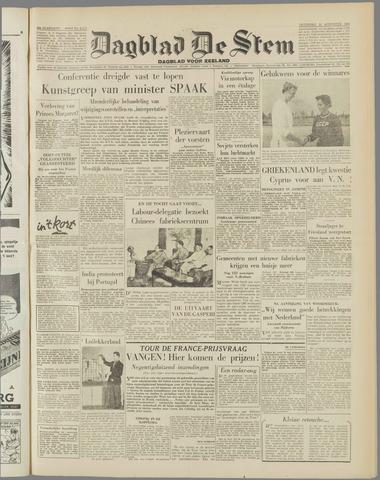 de Stem 1954-08-21