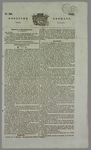 Goessche Courant 1835-11-30