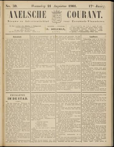 Axelsche Courant 1901-08-21