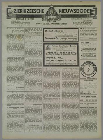 Zierikzeesche Nieuwsbode 1937-05-08