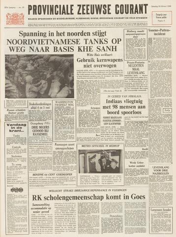 Provinciale Zeeuwse Courant 1968-02-10