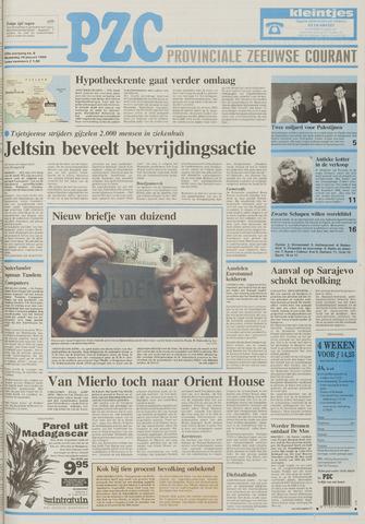 Provinciale Zeeuwse Courant 1996-01-10