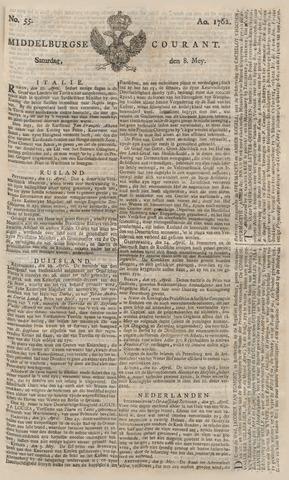 Middelburgsche Courant 1762-05-08