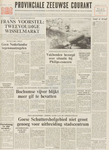 Provinciale Zeeuwse Courant 1971-08-19