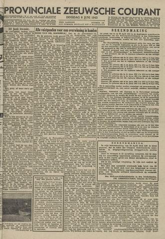 Provinciale Zeeuwse Courant 1943-06-08