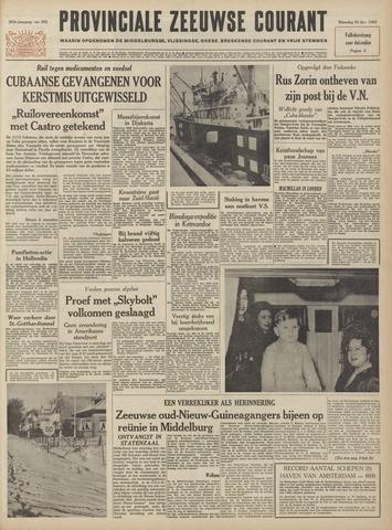 Provinciale Zeeuwse Courant 1962-12-24