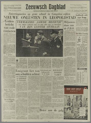 Zeeuwsch Dagblad 1959-01-29