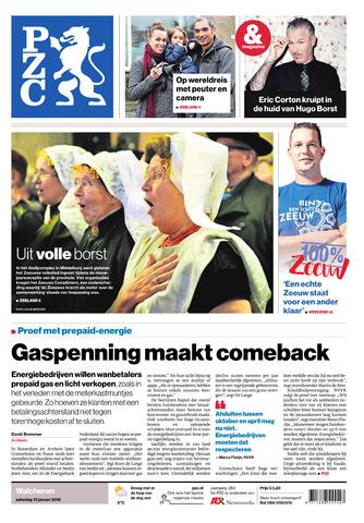 Provinciale Zeeuwse Courant 2018-01-13