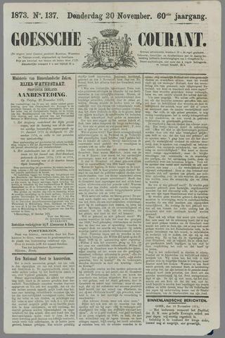 Goessche Courant 1873-11-20