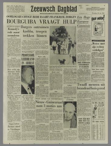 Zeeuwsch Dagblad 1961-07-26