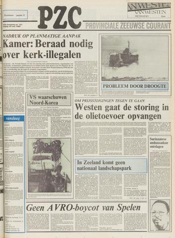 Provinciale Zeeuwse Courant 1980-05-23
