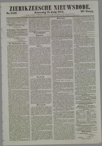 Zierikzeesche Nieuwsbode 1874-07-11