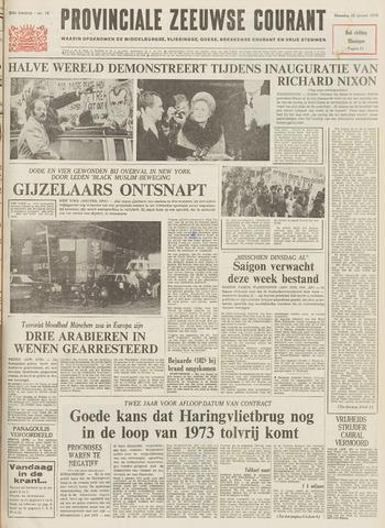 Provinciale Zeeuwse Courant 1973-01-22