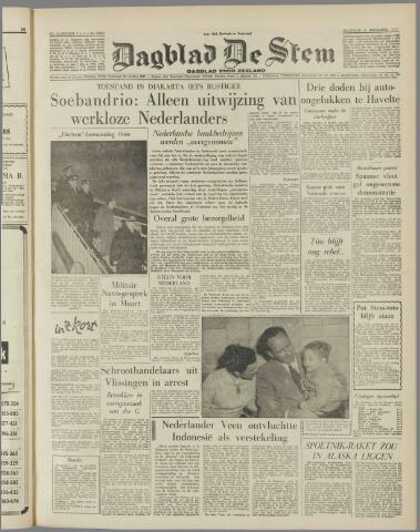 de Stem 1957-12-09