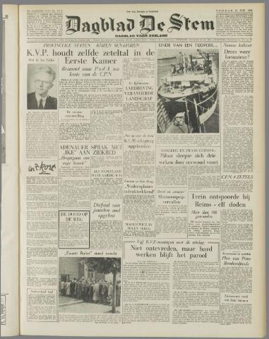 de Stem 1956-06-15