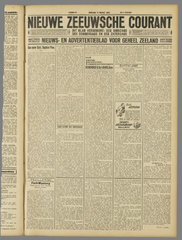 Nieuwe Zeeuwsche Courant 1929-03-19
