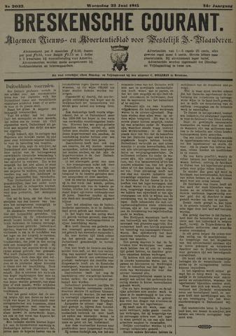 Breskensche Courant 1915-06-23
