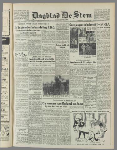 de Stem 1949-08-13