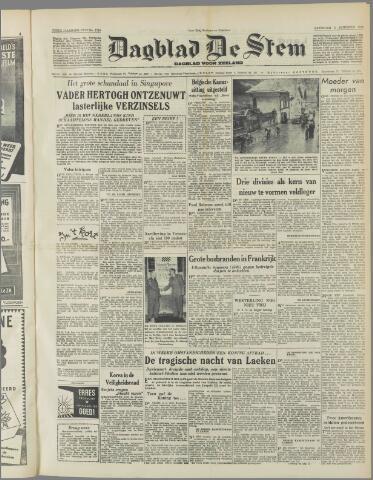 de Stem 1950-08-05