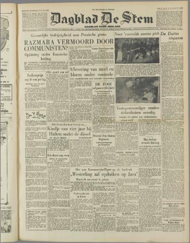de Stem 1951-03-09