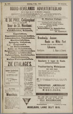 Noord-Bevelands Nieuws- en advertentieblad 1926-12-04