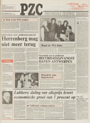 Provinciale Zeeuwse Courant 1983-02-24