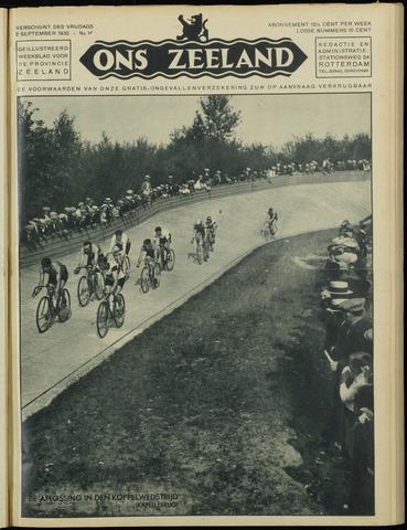 Ons Zeeland / Zeeuwsche editie 1932-09-02