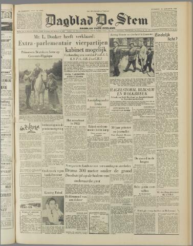 de Stem 1952-08-16