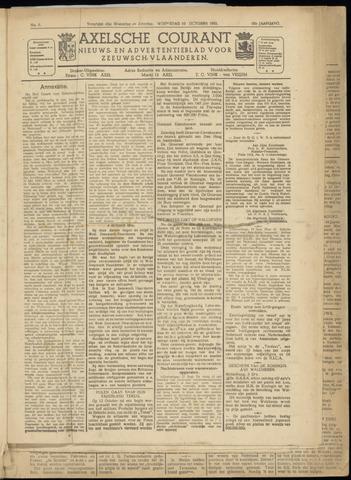 Axelsche Courant 1945-10-10
