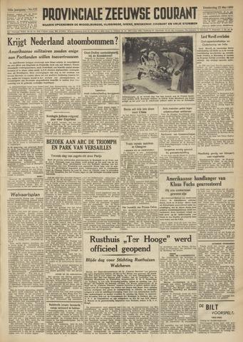 Provinciale Zeeuwse Courant 1950-05-25